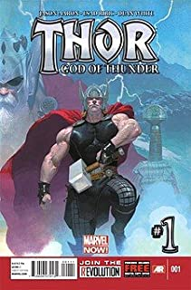 Thor God of Thunder, No. 1