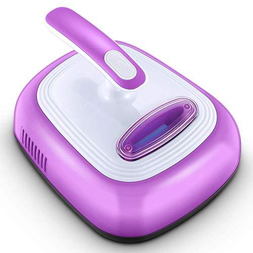 GYW-YW UV Elimina aspiradora ácaros, chinches y alérgenos for colchones, Almohadas y alfombras, púrpura (Color: púrpura)