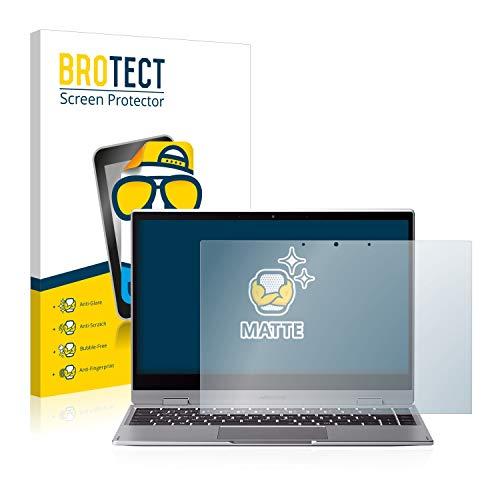 BROTECT Entspiegelungs-Schutzfolie kompatibel mit Medion Akoya S14402 Bildschirmschutz-Folie Matt, Anti-Reflex, Anti-Fingerprint