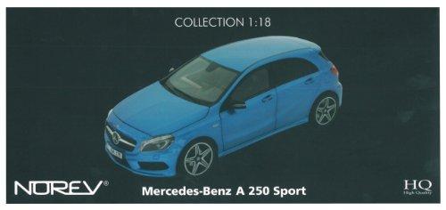 Norev 1/18 MB A 250 Sport 2012 blaumetallic 183595