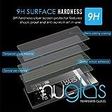 【日本正規代理店品】SONY Xperia Z5用 nuglas 日本製(AGC) 高品質、高透明ガラス採用 9H表面硬度 液晶保護強化ガラス 2.5D ラウンドエッジ加工 ナノ粒子極薄膜防汚コーティング NSI-61