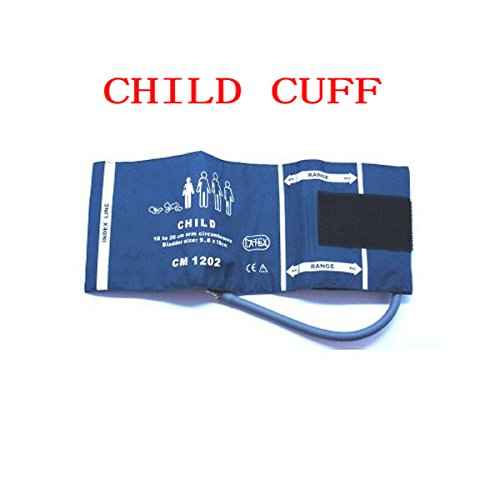6 Kinds Cuffs Optional for Contec Blood Pressure Monitor Abpm50/o8a/o8c (Child Cuff))