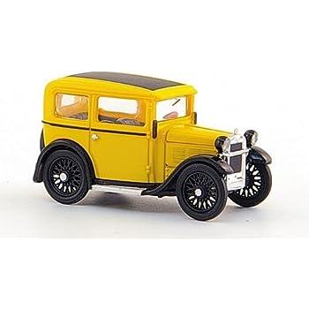 Brekina 38499 1//87 Ho BMW Dixi Grün Schwarz 1929 Auto Miniatur H0