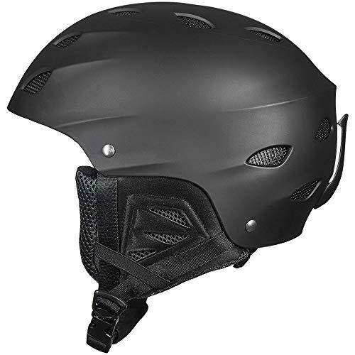 ILM Ski Helmet Snowboard Snow Sports Sled Skate Outdoor Recreation Gear for Men Women ASTM Certified...