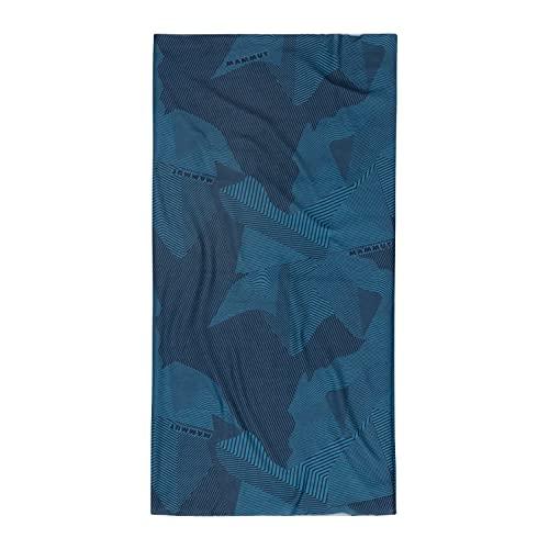 Mammut Neck Gaiter Halstuch, Blau (marine-sapphire), Einheitsgröße