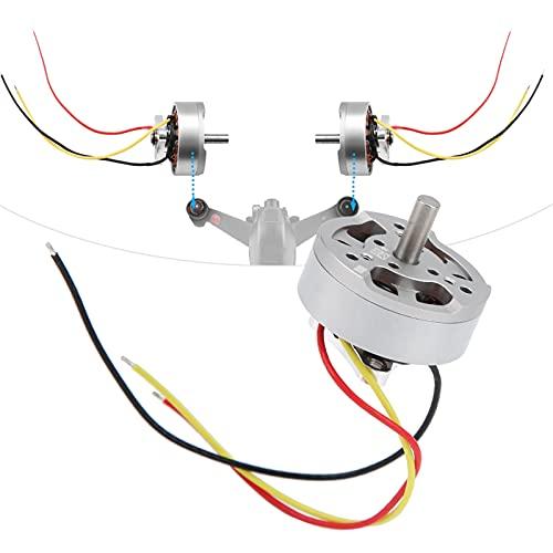 Motor de Brazo RC, Motor de Brazo de Drone de Buen Rendimiento con Mano de Obra Fina para FPV Combo para RC Drone(Short-Term)