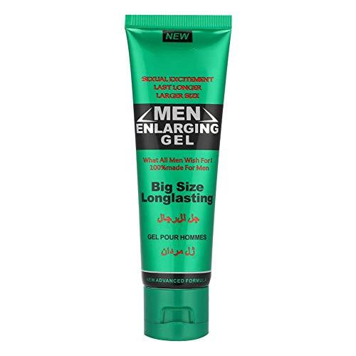 Crema per l'ingrandimento del pene, 50g Unguento per estensore del pene Più grande Più spesso Più lungo per prestazioni migliori del maschio(verde)