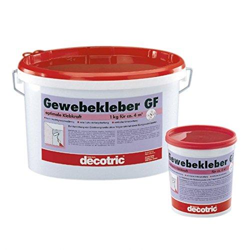Decotric Glasgewebe-Kleber GF 3kg