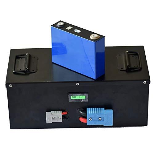 LeiQuanQuan Lifepo4 Batterie 48V LIFEPO4 Lithium Batteriespeicher Home Verwendung System Solarbatterie 48V 100Ah Lithium-Ionen-Akku Für Sonnensystem Akku wiederaufladbar
