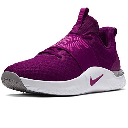Nike Wmns Renew in-Season TR 9, Scarpe da Ginnastica Donna, True Berry/Pink Blast/Atmosphere Grey, 40 EU