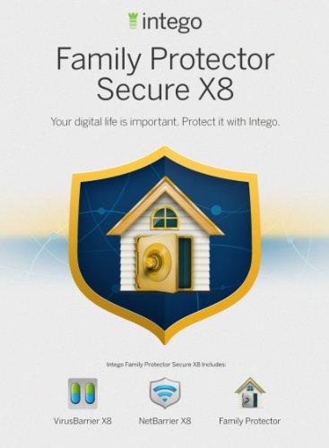 Mac Family Protector Secure X8 [Téléchargement Mac]