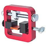MOTAFAR Universal Handgun Sight Pusher Tool for 1911, Glock, Shield, Sig and Others (Red)