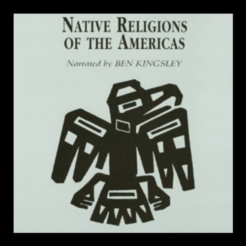 Native Religions of the Americas audiobook cover art