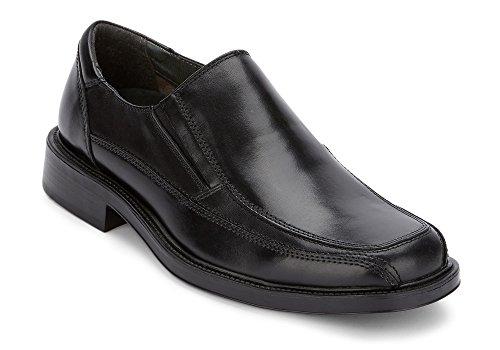 Dockers Men's Proposal Leather Slip-on Loafer Shoe,Black,10 M US