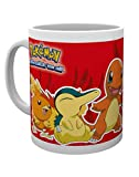 GB Eye Ltd, Pokemon, Fire Partners, Tazza