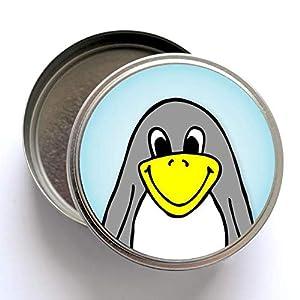 Bonbondose Pinguin