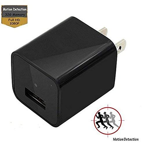 Great Features Of Charger Adapter, USB Wall Charger ,Baby Monitor Baby Security Camera 32G ,Home...