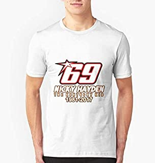 Tribute To Nicky Hayden T-shirt For Everyone