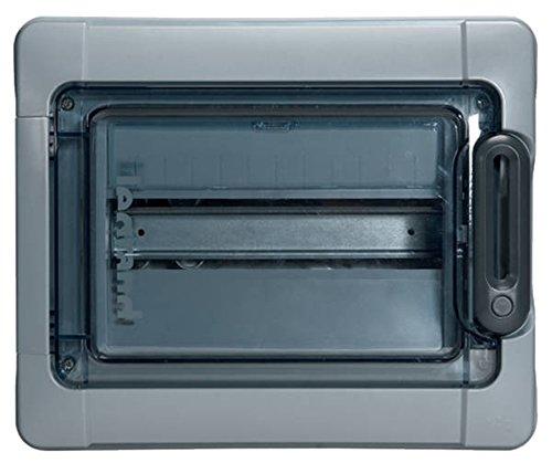 Legrand Aufputzverteiler IP65 IK09 1-reihig 12TE 282 x 340 x 341 mm, 601981