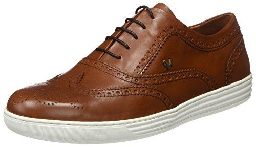 Martinelli Phoenix, Zapatos de Cordones Derby para Hombre, Marrón (Cuero), 41 EU