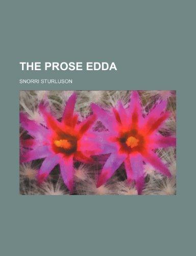 The Prose Edda (Volume 5)
