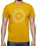 latostadora - Camiseta Número Pi para Hombre
