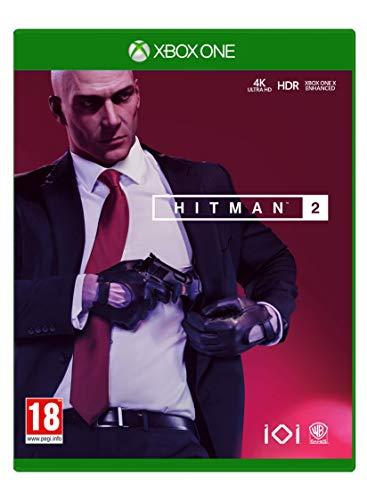 Hitman 2 standatd Edition (Xbox one) - Warner Bros. Entertainment [ ]