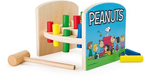 Legler - 5726 - Banc à marteler - Peanuts
