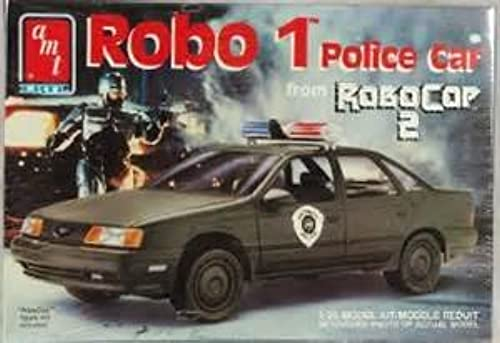 6059 t Robo 1 lizei denn FROM Robo Cop 2 25 ale Plastic Model Kit, Needs Assembly by Amt Ertl