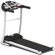 Fitness World Treadmill, White,FW122