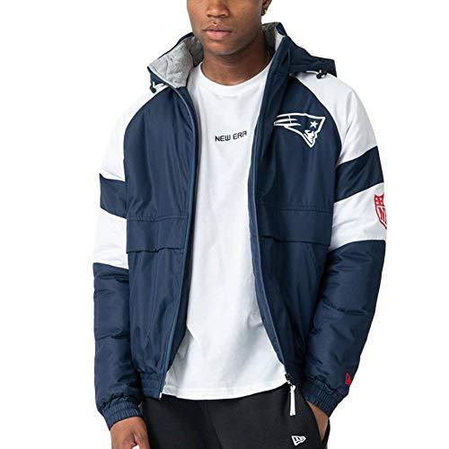 New Era England Patriots NFL Puffer Jacket (XL)