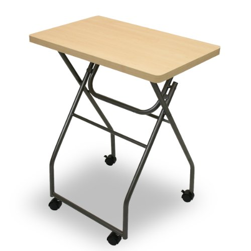 11043MP Folding Multipurpose Personal Notebook Stand TV Tray Table