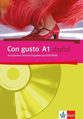 Con gusto A1 digital: DVD-ROM