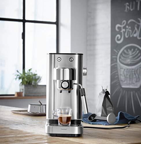 WMF Espresso Maker Lumero – Cafetera expresso manual, presión 15