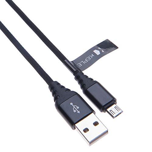 Cable Micro USB | Cable de Carga Rápida Cargador Android Cargador de...