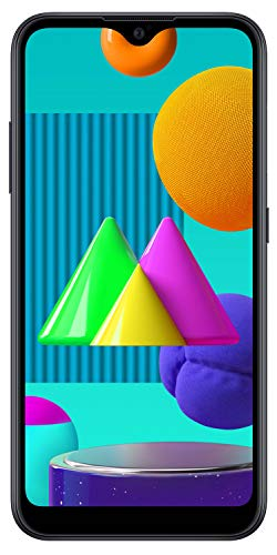 Samsung Galaxy M01 (Black, 3GB RAM, 32GB Storage) with No...