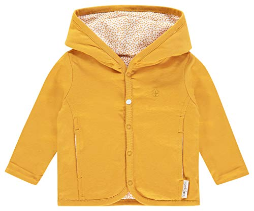 Noppies Baby-Unisex U Cardigan rev Haye Strickjacke, Gelb (Honey Yellow C036), 62