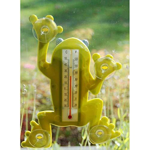 Esschert Design Thermomètre grenouille