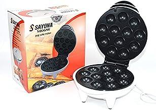 Fait Desserts assortis, Mini Brownies, Mini Donuts et Mini Pies, Gâteau Pop Maker Set machine, contrôle automatique de la ...