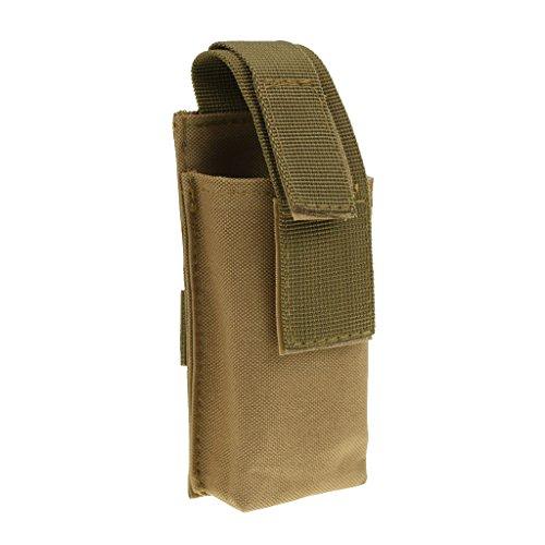 Gazechimp Outdoor Tourniquet Pouch Taktischer Stil Outdoor Notfalltasche - Khaki