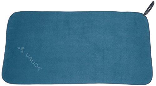 VAUDE Sports LL Petite Serviette de Voyage Mixte Adulte, Blue Sapphire, FR Fabricant : Taille Unique
