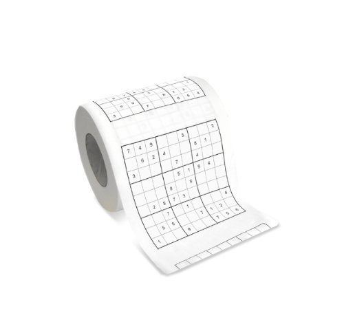 Toilettenpapier SUDOKU - Let's play...