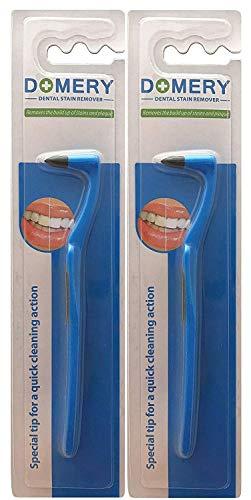 Professioneller Zahnsteinentferner | 2 Stück | Zahnbelag entfernen und Zähne polieren