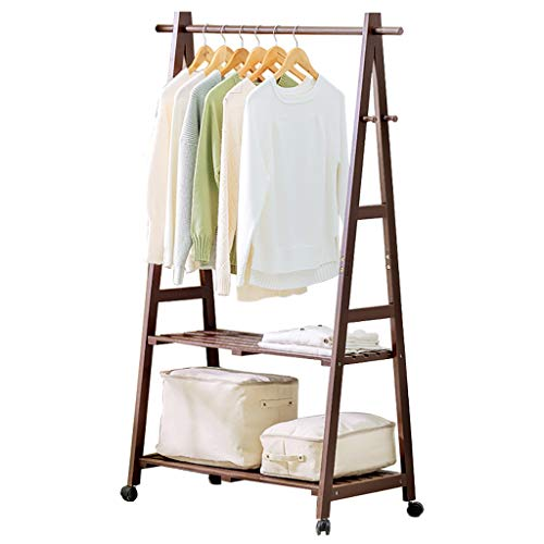 NDDDSD kapstok van hout van aarde tot plafond garderobe woonkamer slaapkamer
