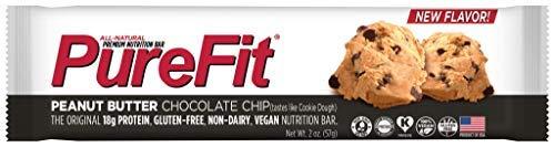 PureFit Gluten Free Nutrition Bars