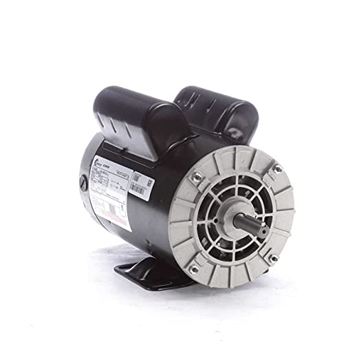 5 HP SPL 3450rpm P56 Frame 230 Volts Replacement Air Compressor Motor - AO Smith Electric Motor # B3