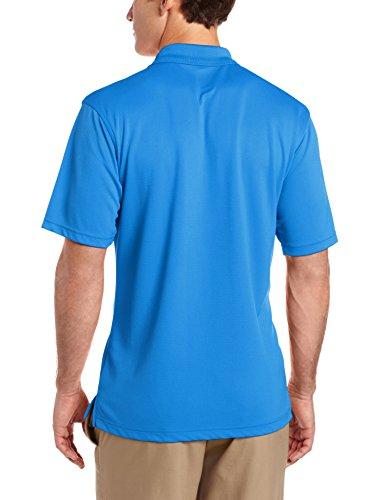PGA Tour Maillot de golf pour homme - Bleu - Large
