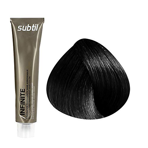 Subtil Infinite Permanent Hair Color Haarverf 1.00 60ml