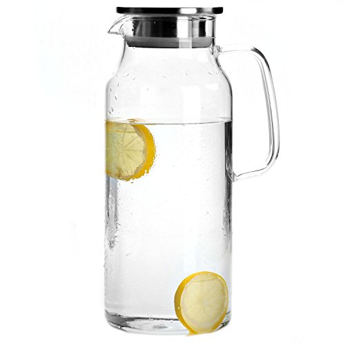 water and tea infuser pitcher - 3