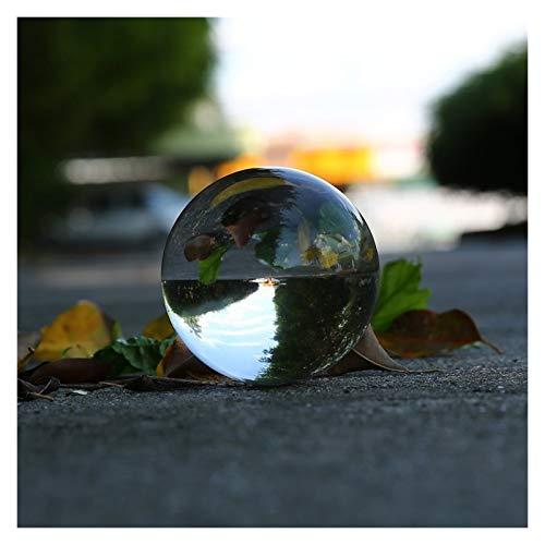 Moonlight Star Fotografie Kristallkugel Ornament Fengshui Globus Gibstoff Quarz Magic Glass Ball Wohnkultur Kugel (Größe : 30mm)